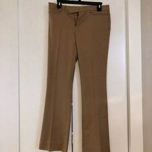 Pants - Work trouser with modern boot cut and stretch